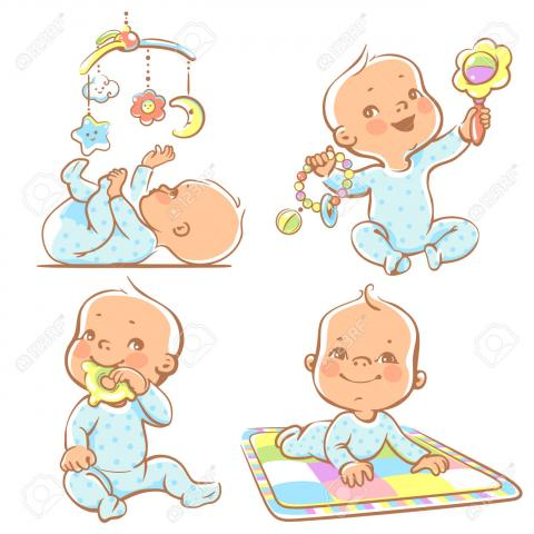 54354103-Set-of-babies-playing-toys-First-year-games-Baby-hold-teething--Stock-Photo.jpg
